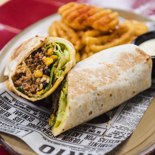 Burrito de chile con carne (2)