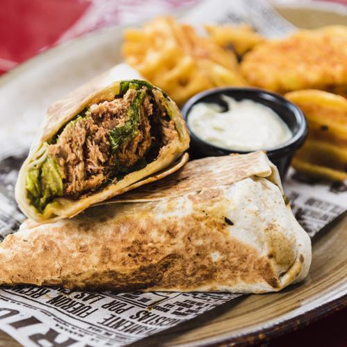 Burrito de cochinita pibil (2)